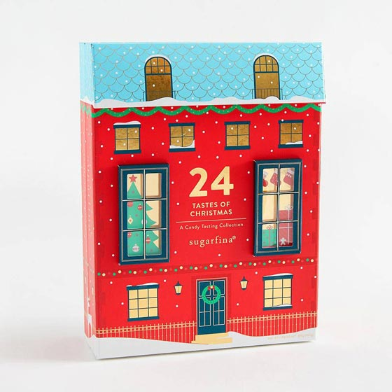 Sugarfina Advent House