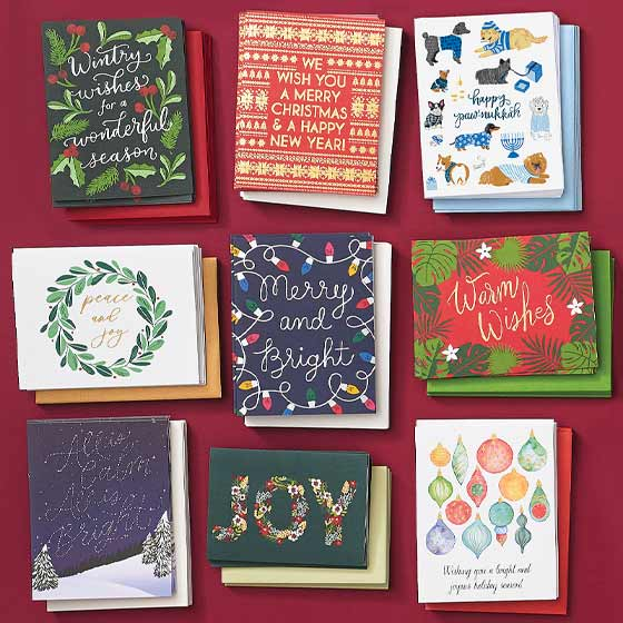 Holiday Card Sets
