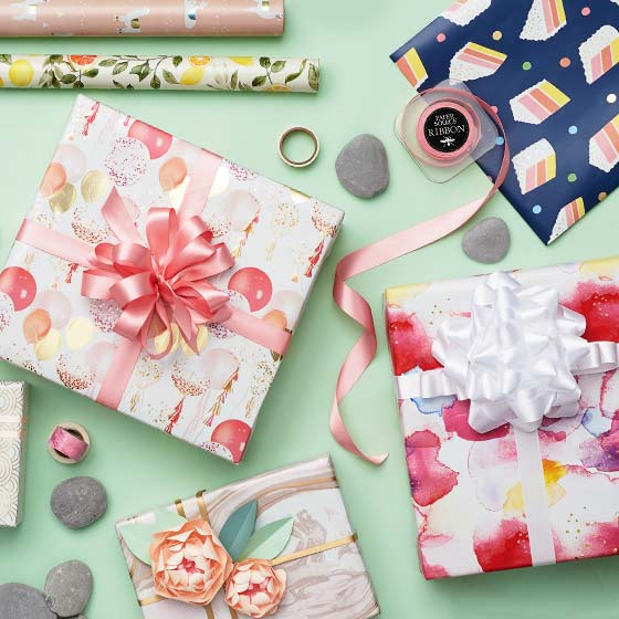Assorted Spring Wrapping Paper