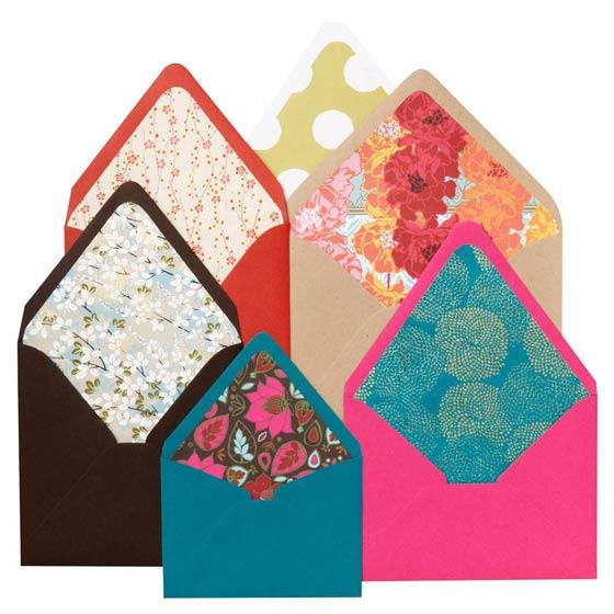 Envelope Liner Template Kit