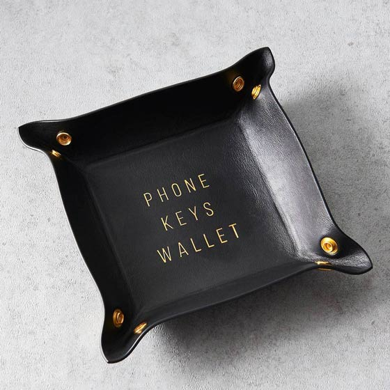 Phone Keys Wallet Leatherette Catchall