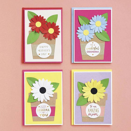 Mother's Day DIY Card Kit