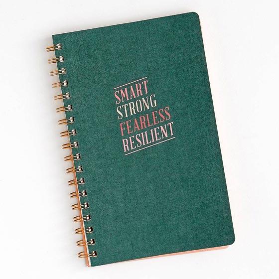 Smart Strong Fearless Journal