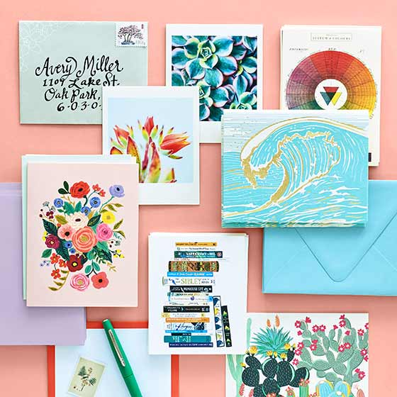 Beautiful Stationery Sets