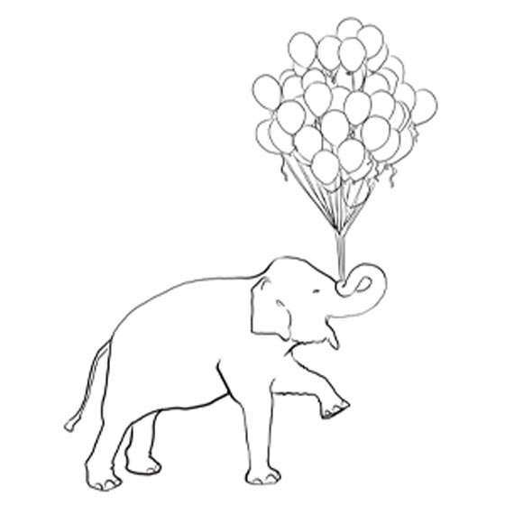 Gray Malin Coloring Sheets