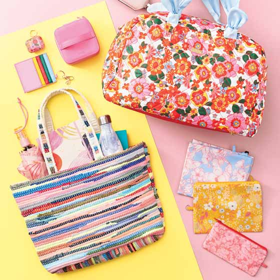 Summer Totes and Purses