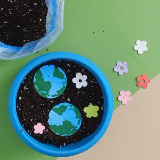 Plantable Flowers