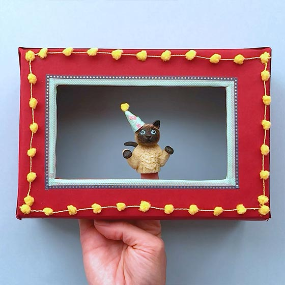 Finger Puppet Theater Project Video