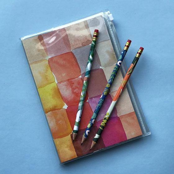 Decorative Pencils Project Video