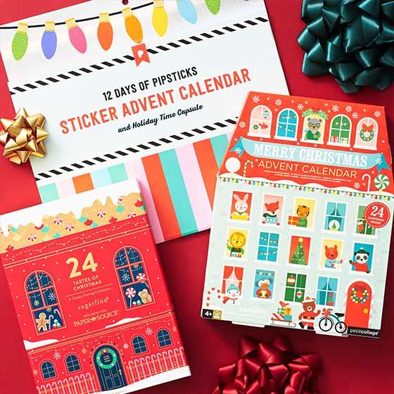 Christmas Tree Holiday Card Set