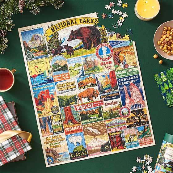 National Parks Puzzle
