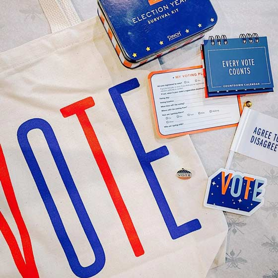 Paper Source Vote Products