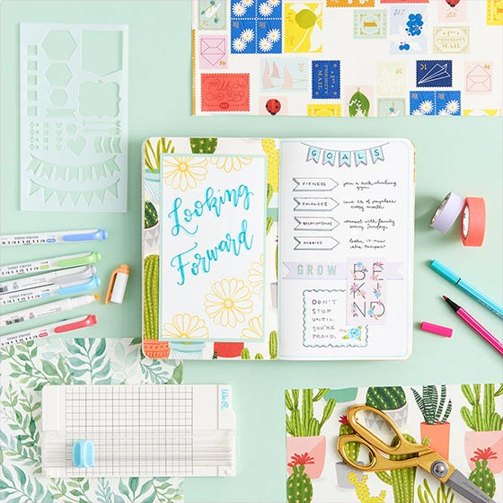 Fresh Start Creative Journaling Virtual Workshop