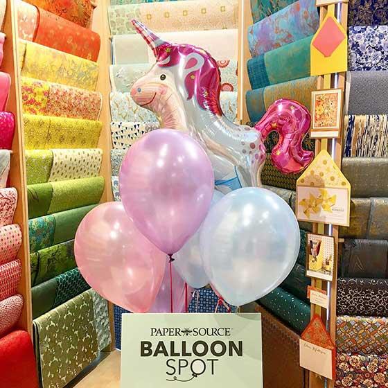 Paper Source Balloon Spot
