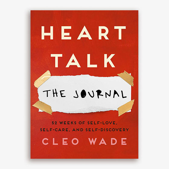 Heart Talk: The Journal by Cleo Wade
