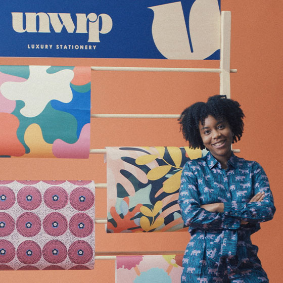 Founder of UNWRP, Ashley L. Fouyolle