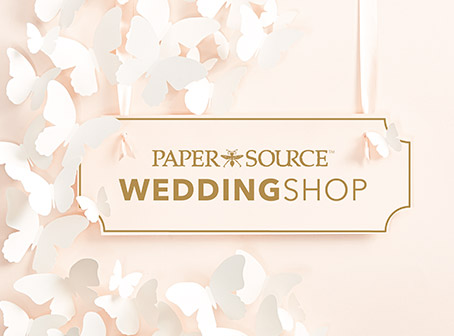 The Paper Source Wedding Shop